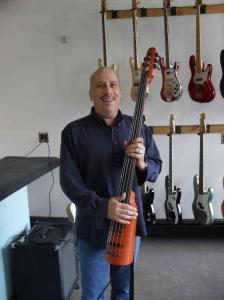 James Hutch Hutchinson Bonnie Raitt Band Ns Cr4 Omni Bass Ns