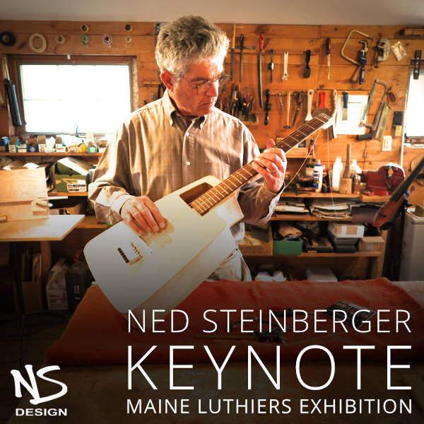 NS Design Founder Ned Steinberger