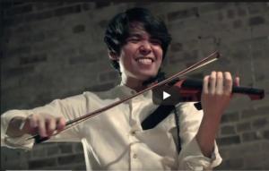 Arkai featuring CR Violinist